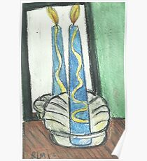 Light One Candle Poster