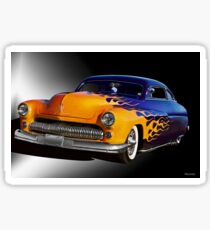 1950 Mercury 'Dream Boat' Custom Coupe I Sticker