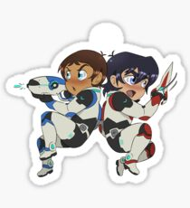 Space ranger partners Sticker