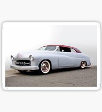 1950 Mercury 'Gray Daze' Custom Convertible I Sticker