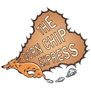 The Corn Chip Express by TomAsche