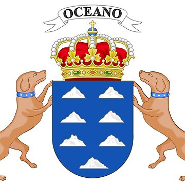 Canary Islands coat of arms by Tonbbo