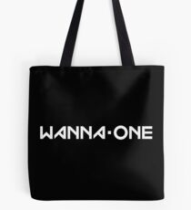 Bolsa de tela Produce 101- WANNA-ONE (황 미현) ft. LOGOTIPO DE GRUPO