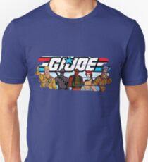 G.I. Joe Animated series Unisex T-Shirt
