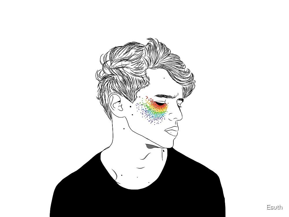 gay and sad