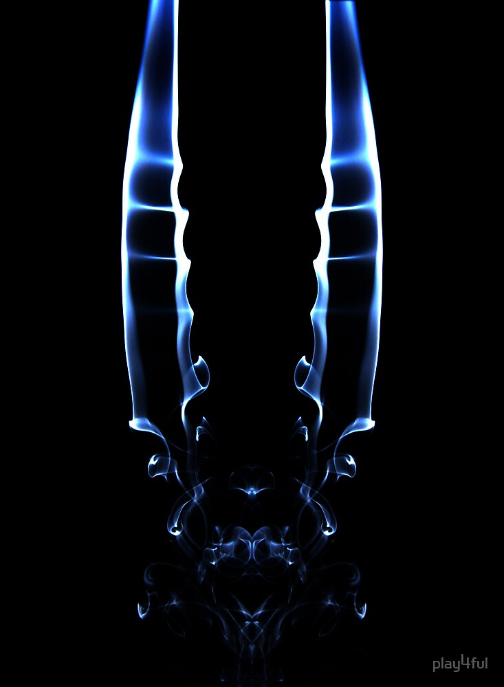 Alien Smoke Beetle by play4ful