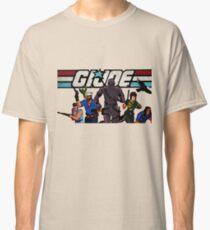 G.I. Joe Animated series Classic T-Shirt