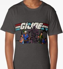 G.I. Joe Animated series Long T-Shirt