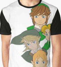 Missing Link Graphic T-Shirt