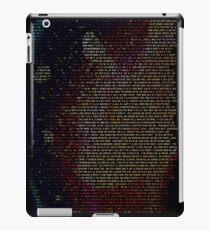 Radiohead - In Rainbows iPad Case/Skin