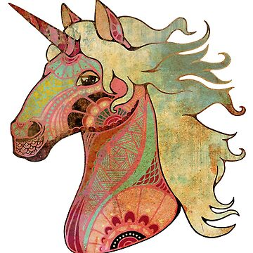 the unicorn by KerstinSchoene