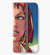 Leeloo iPhone Wallet/Case/Skin