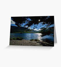 Crummock Water - Lake District Greeting Card