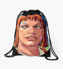 Leeloo Drawstring Bag