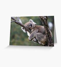 Hug-a-Tree Day Greeting Card