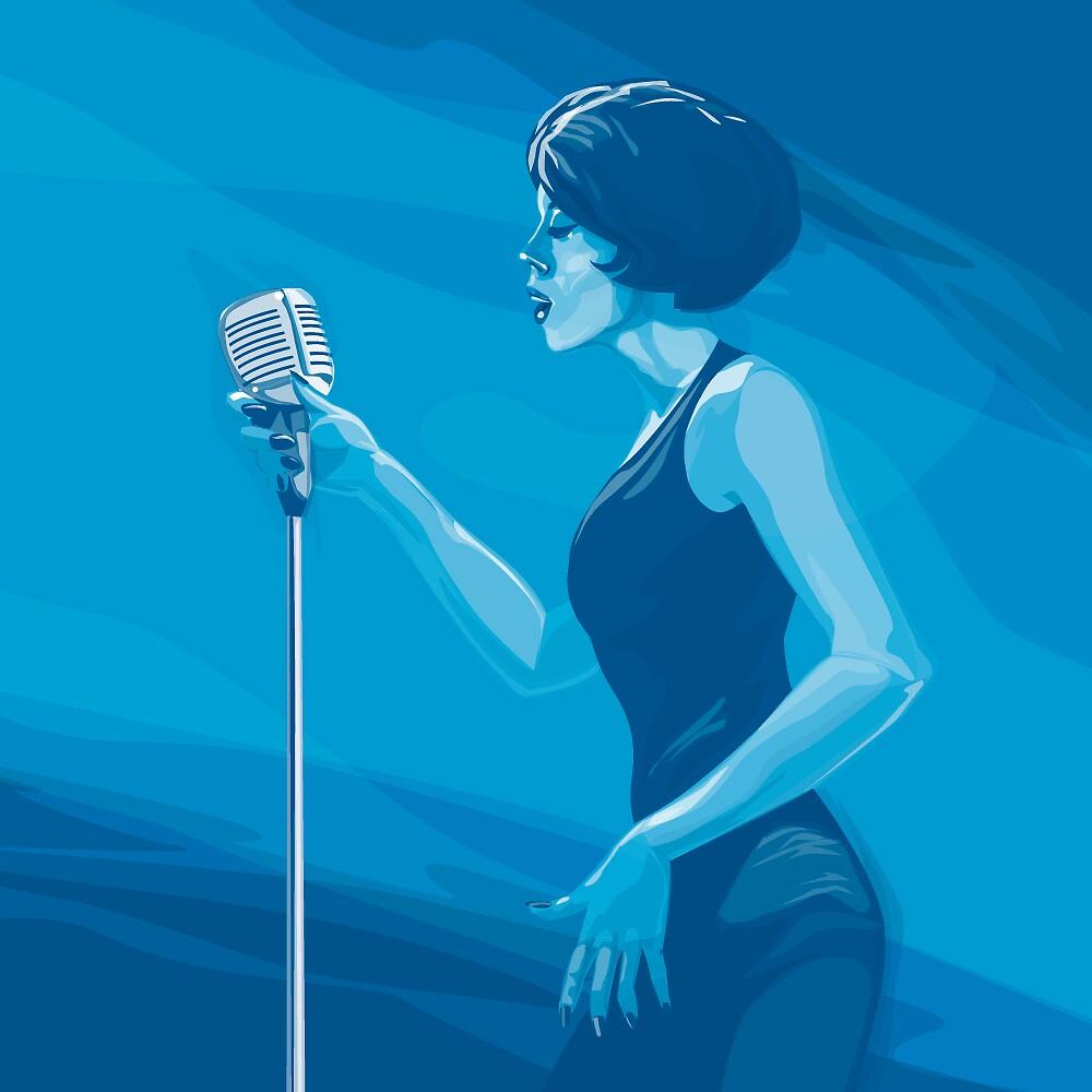 blues series 1 by Jim rownd