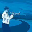 blues series 2 by Jim rownd