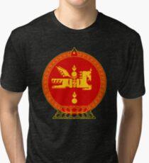 Mongolian Empire Tri-blend T-Shirt