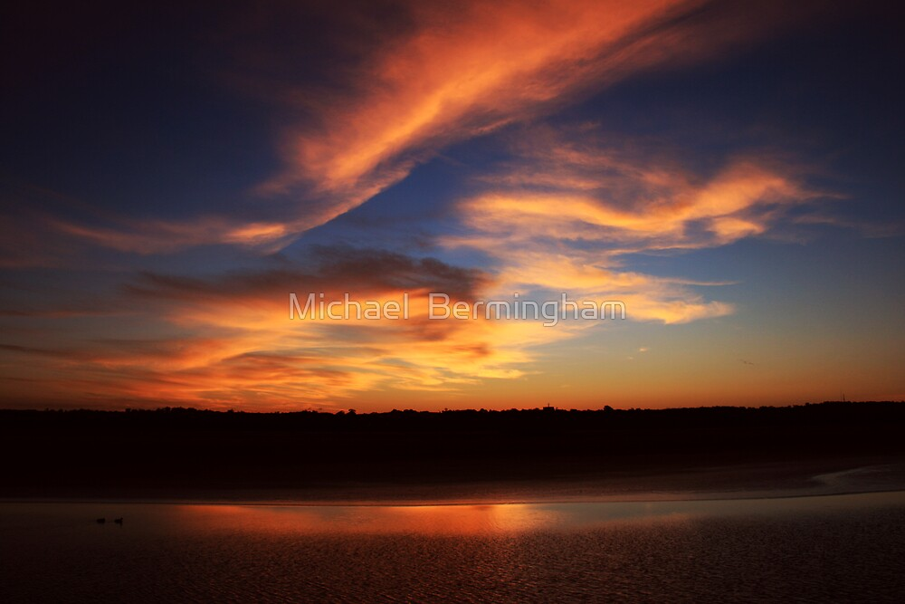 The Other Side of Dawn... by Michael  Bermingham