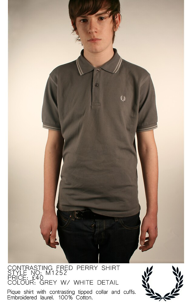 Fred Perry by luketurner