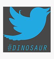 Hashtag Twitopteryx Photographic Print