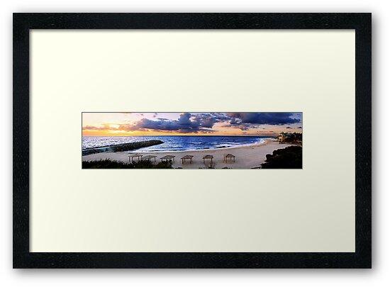 Cottesloe Sunset by Kirk  Hille