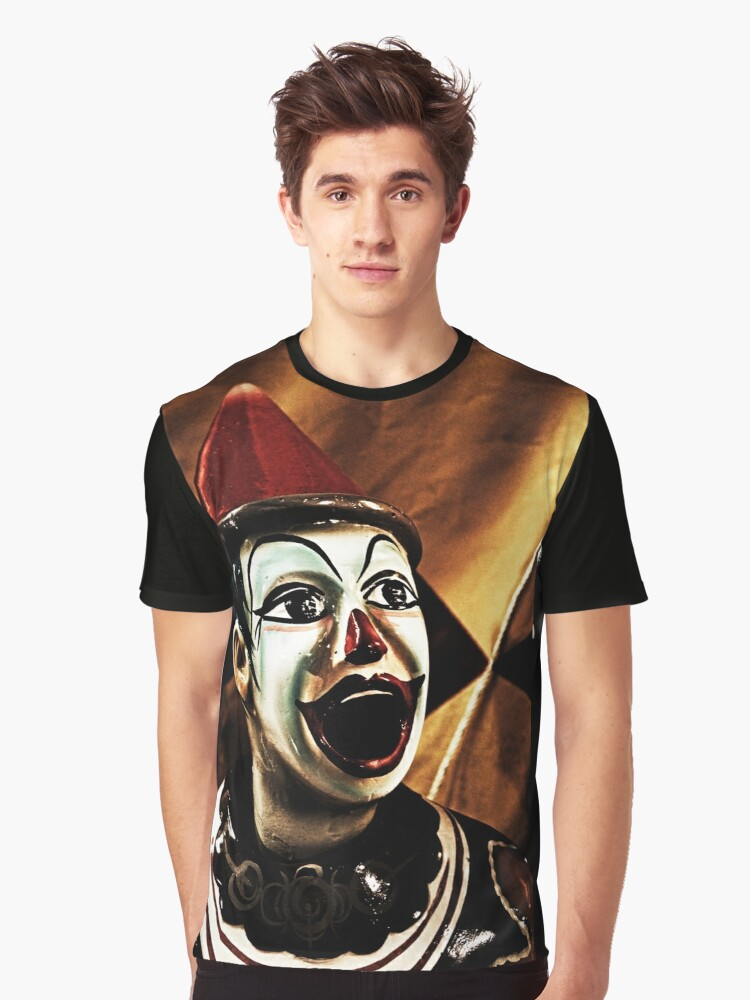 Facing My Fear Graphic T-Shirt Front