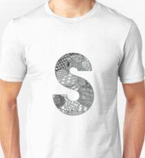 Zentangle S Unisex T-Shirt