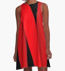 netflix A-Line Dress