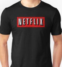 net flix - box Unisex T-Shirt