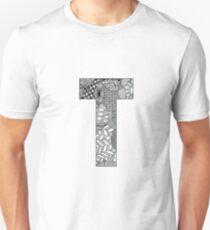 Zentangle T Unisex T-Shirt