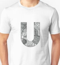 Zentangle U T-Shirt