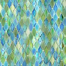 Ocean Glass by TinaGraphics