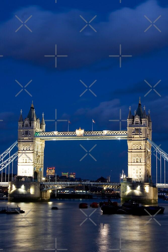 Tower Bridge  by Victoria Ashman