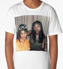 Lil Kim n Foxy Brown Long T-Shirt