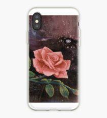 Vinilo o funda para iPhone Rose con la nebulosa de Horsehead