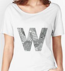 Zentangle W Women's Relaxed Fit T-Shirt