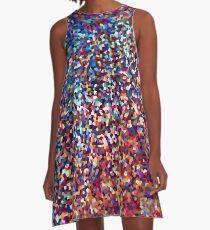 Dazzledust A-Line Dress