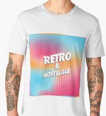 Retro & Nostalgia Men's Premium T-Shirt