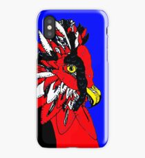 Bravest Boldest Bird iPhone Case/Skin