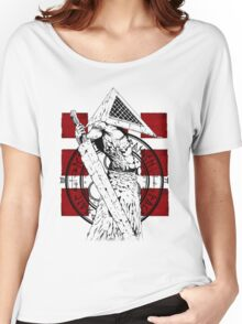 Pyramid Head Tribute Women's Relaxed Fit T-Shirt