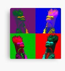 Beaker Pop Canvas Print