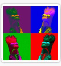 Beaker Pop Sticker