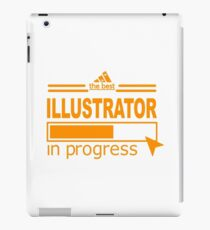 ILLUSTRATOR iPad Case/Skin