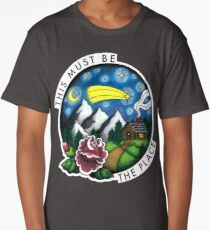 THIS MUST BE THE PLACE Long T-Shirt