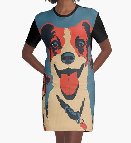 bellabellabella Graphic T-Shirt Dress