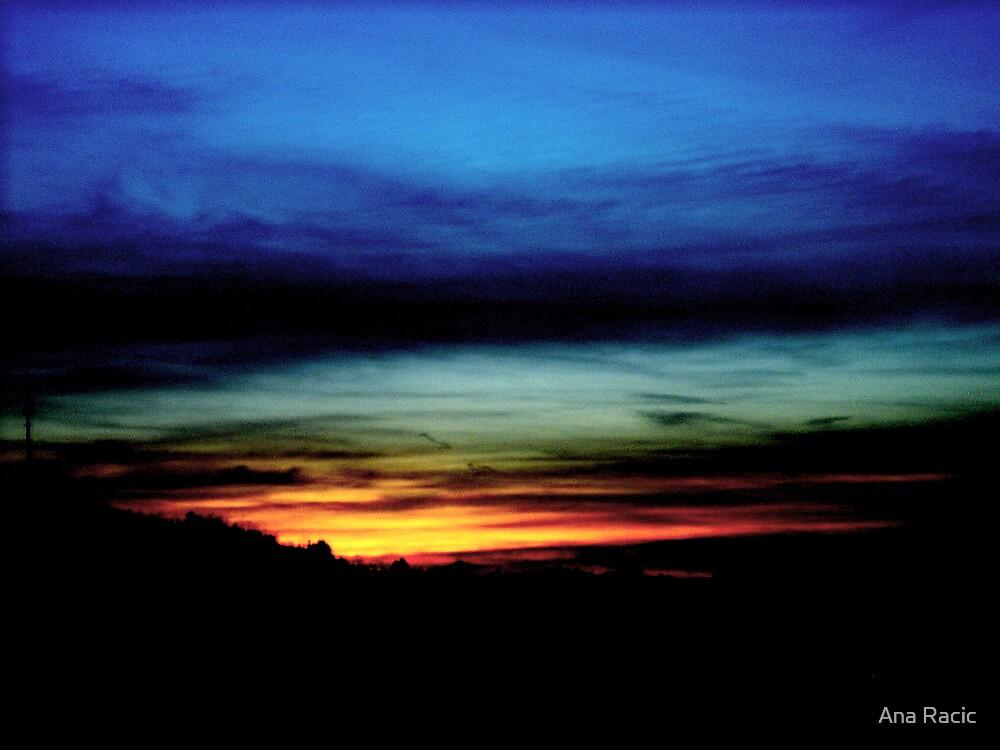 Amazing Sunset by Ana Racic