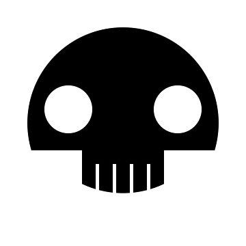 skully black by Artantat