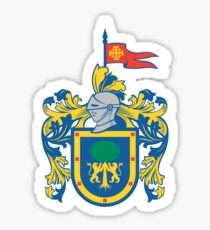 Jalisco Coat of Arms Sticker
