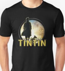 new tintin Unisex T-Shirt